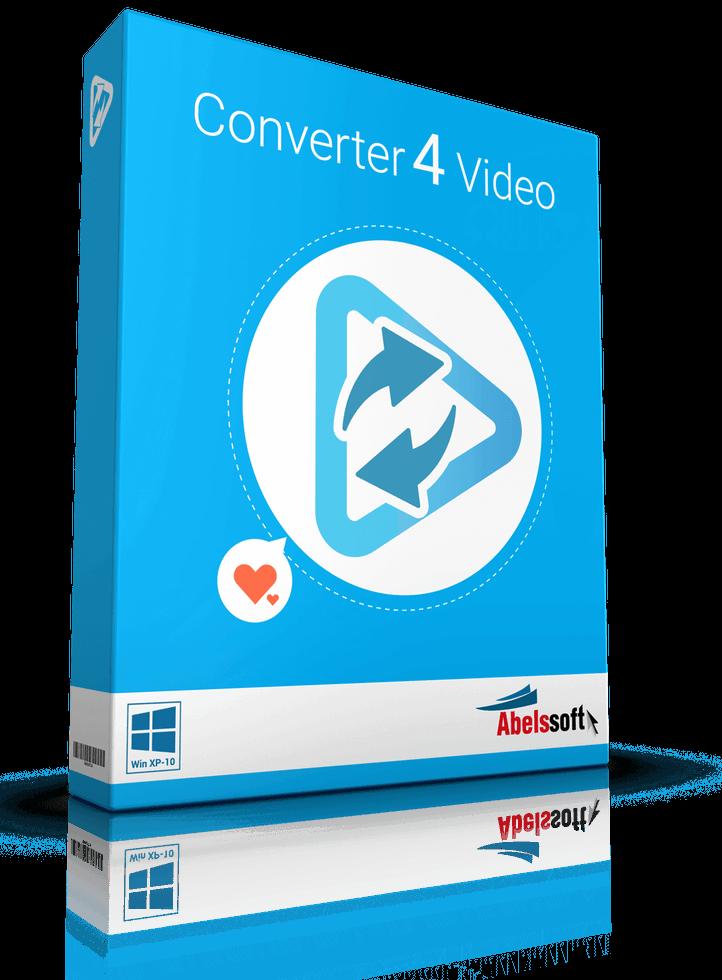 Abelssoft Converter4Video-crack