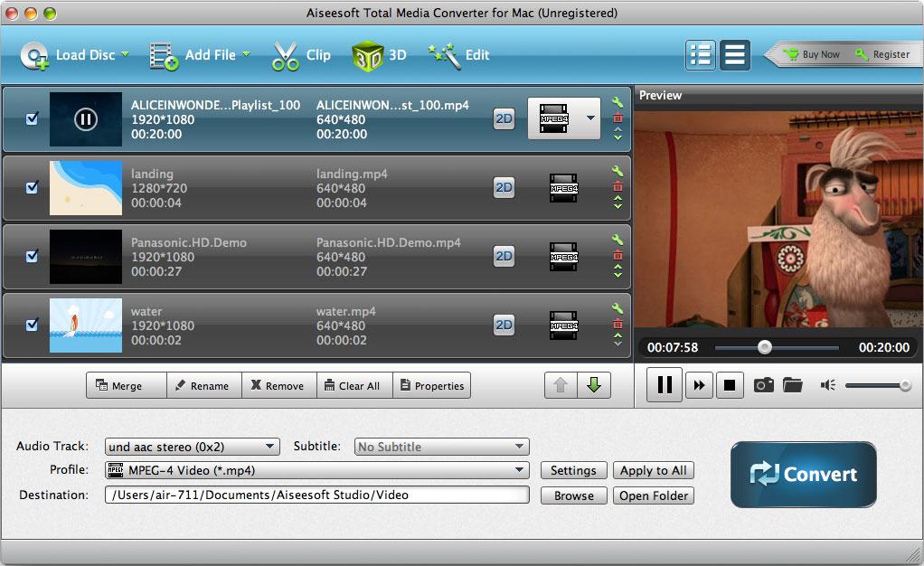 Aiseesoft Total Media Converter-licensed