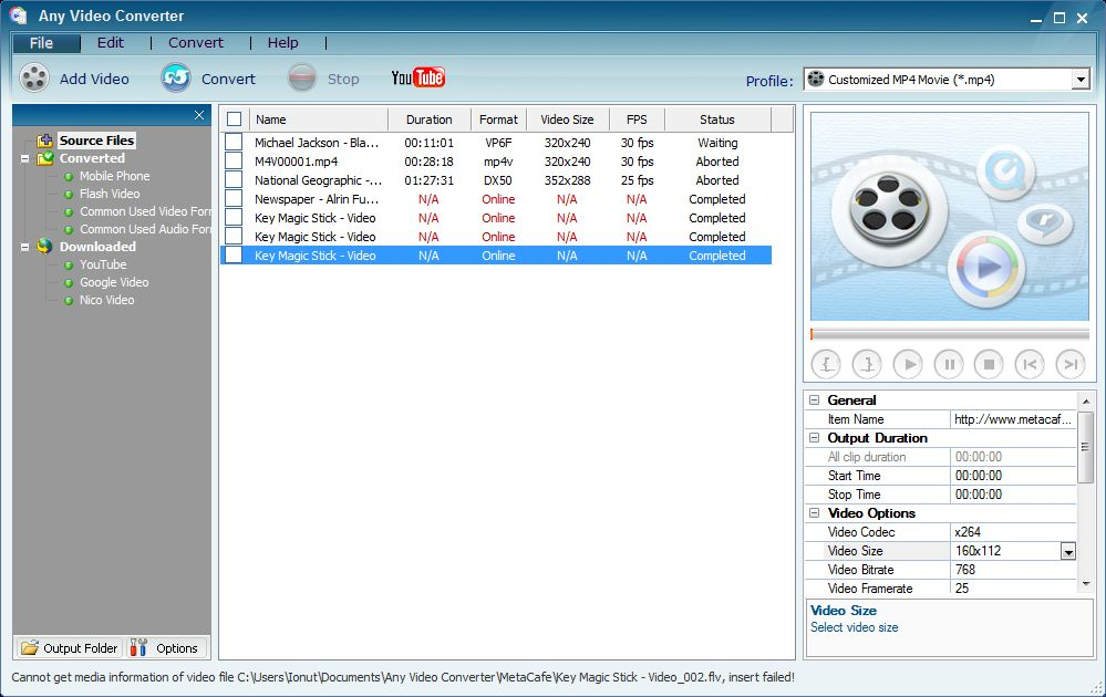 Any Video Converter Professional-licensed