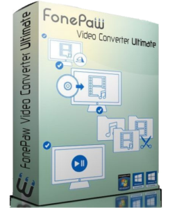 FonePaw Video Converter Ultimate-crack
