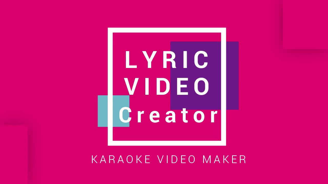 Lyric Video Creator Professional Crack