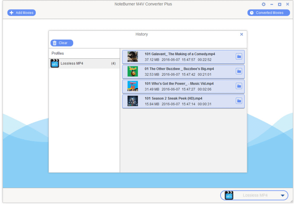 NoteBurner Video Converter-product key