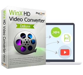 WinX HD Video Converter Deluxe -crack