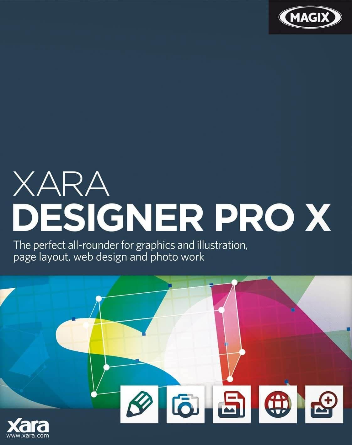 Xara Designer Pro X 17-crack