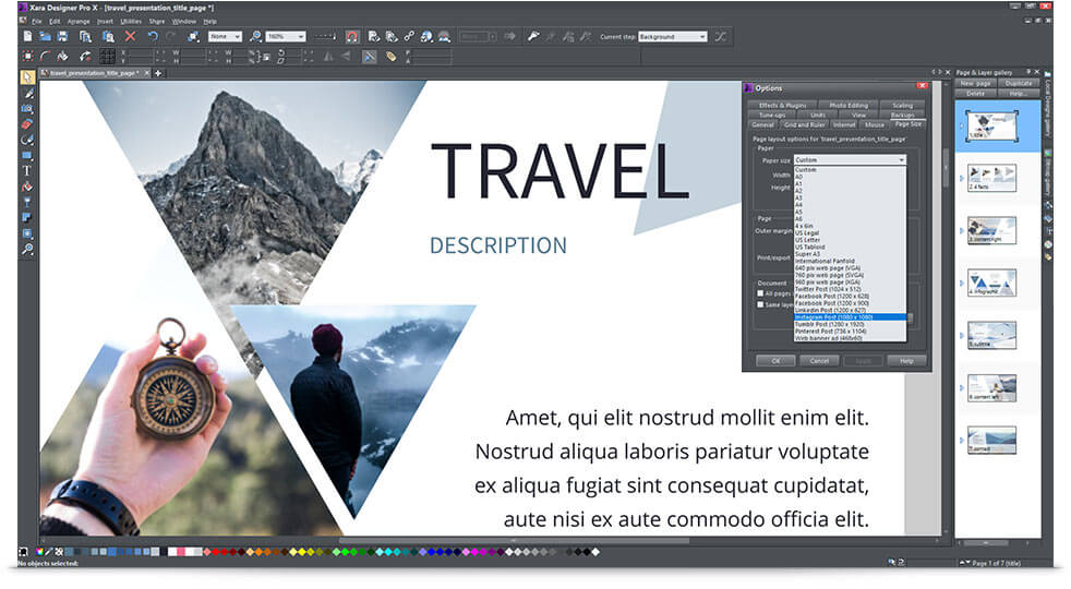 Xara Designer Pro X 17-keygen