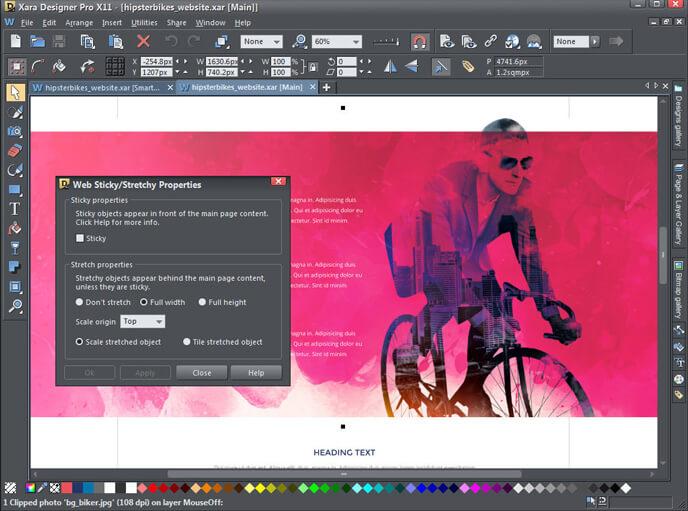 Xara Designer Pro X 17-licensed